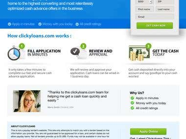 Clickyloans Payday Loans