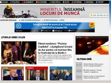 site www.b1.ro