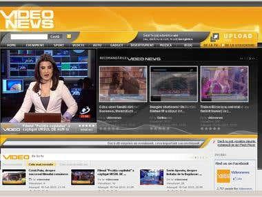 site videonews.ro