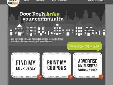 doordeals.com maintenance