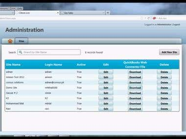 QuickBooks Integration Samples