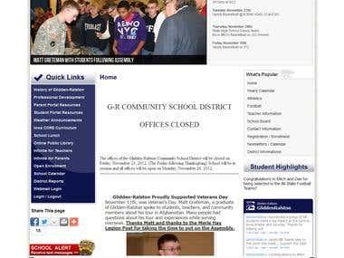 Glidden School