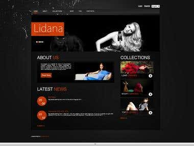 Lidanah Store Screenshot