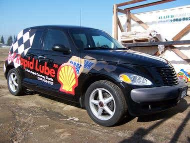 Vehicle & Trailer Wraps