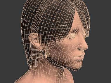 3D Modelling...
