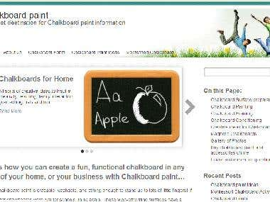 chalkboard-paint.net>>>SEO service