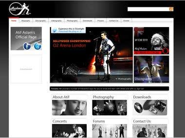 Rockstar Atif Aslam\'s Official Website