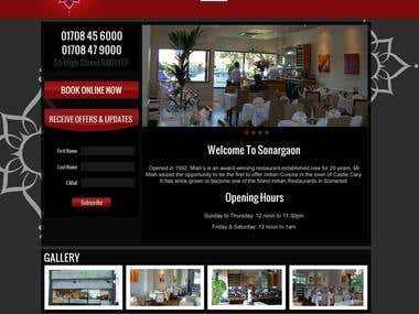 Sonargaon Restaurant