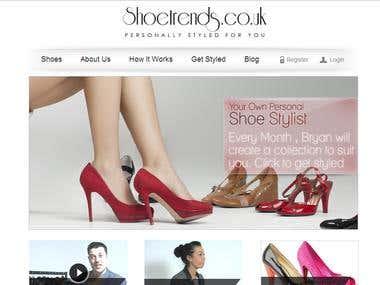 UK Shoe Store