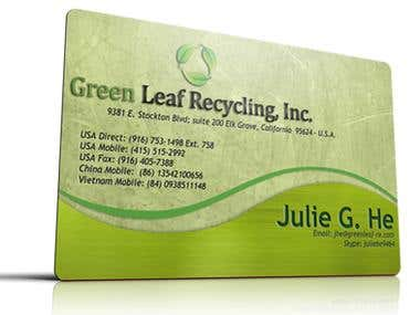 Green Leaf Recycling