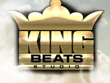 King Beats Studio Logo