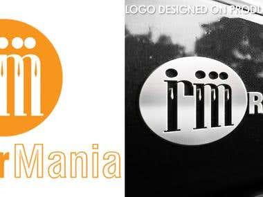 logo + signage