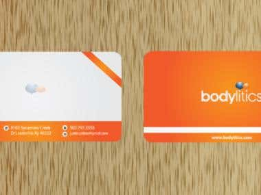 Quality Business card design from log3creative