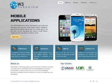 W3 Paradigm