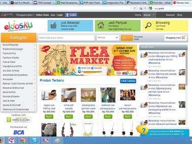 ekiosku.com - indonesian online b2b