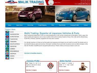 Malik Trading Co.