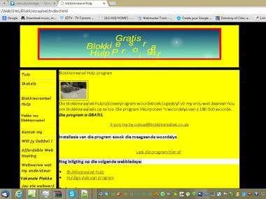 www.Blokkiesraaisel.co.za