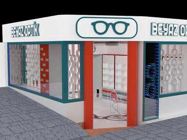 Optician Store