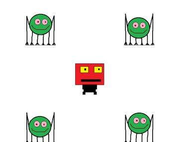 Animated Sprite Game