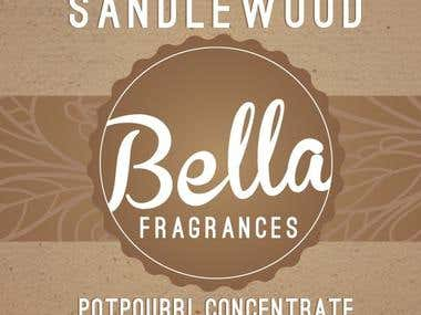 Bella Essentials - Logo and Package Design