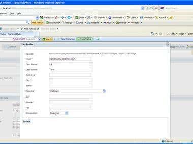 JBoss Seam, Richfaces, Jsf, jpa, jsp, servlet, html, css, js