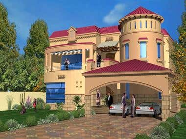 civil architect