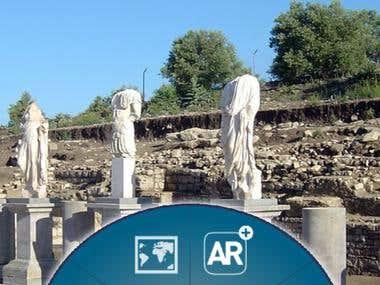 Qasr - Realidad Aumentada en lugares turísticos