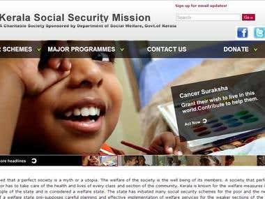 Social Security Mission Website