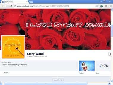 Story Wand