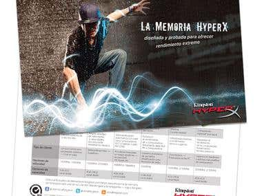 HyperX Flyer