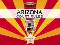 Arizona Court Rule Blackberry Application