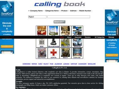 Callingbook.com