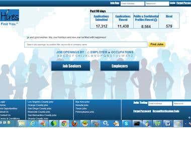 Smart Hires site