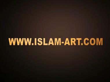 Islam-art.com Promotional Video