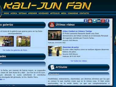 Instituto Kali - Jun Fan del Uruguay