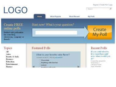 online polling website