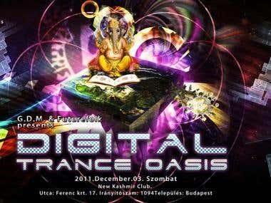 Digital / Trance Oasis