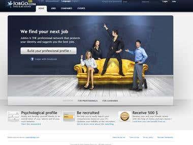 JobGo job portal