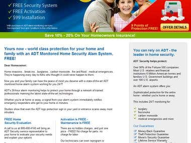 ADT security devices
