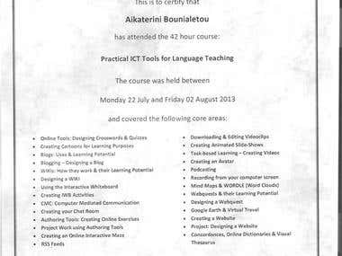 Executive Training Institute