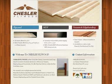 Plywood Website.