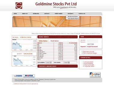 Goldmine Stock Pvt. Ltd.