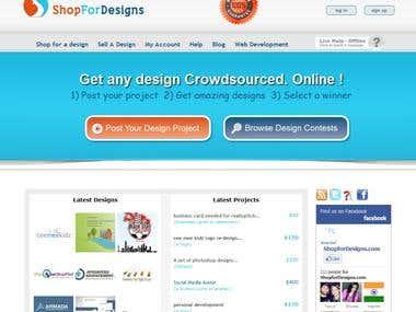 Shop For Designs