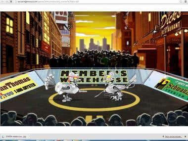RoboCock Animation