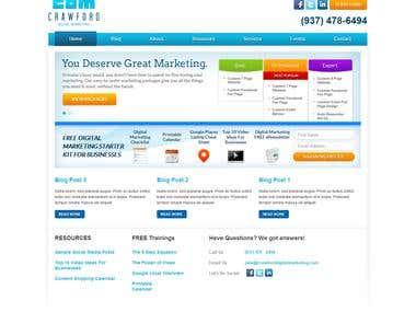 Wordpress Custom Theming
