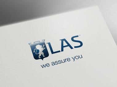 LAS//Visual identity