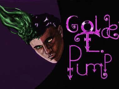 Golden E. Pump illustration