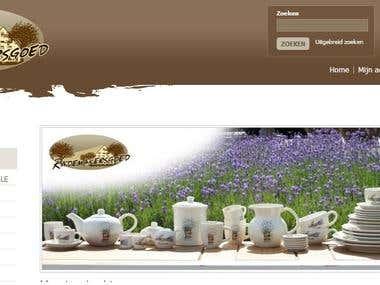 MAGENTO     http://www.rademakersgoed.com/
