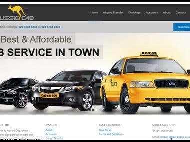 Aussie Cab
