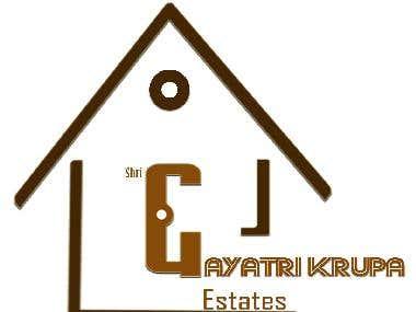 Logo Design For a Real Estate Firm